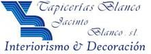 Tapicerias Jacinto Blanco Logo